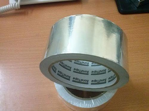 Băng dính nhôm- Aluminium